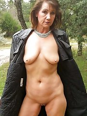 Remarkable mature tarts getting nude