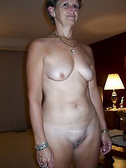 Hot mature hellcat get nude for you